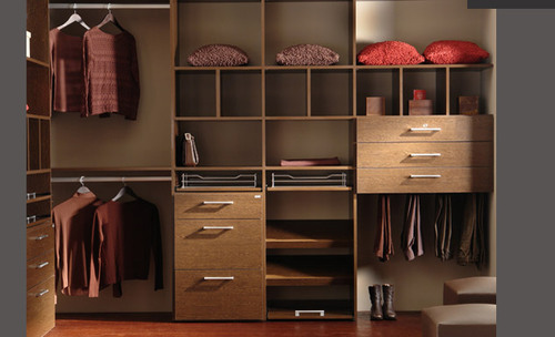 Modelos closets closets y cocinas cancun for Modelos de zapateras en closet
